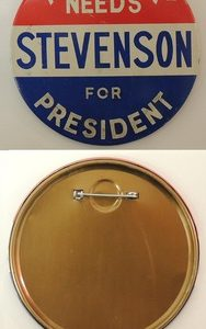 America Needs Stevenson
