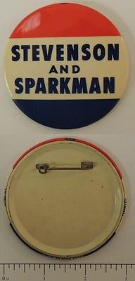 Stevenson And Sparkman