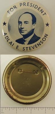 For President Adlai Stevenson