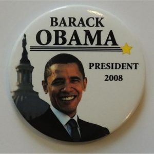Barack Obama President 2008
