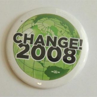 Change 2008 Campaign Button