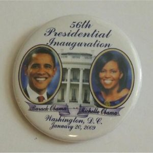 56th Presidential Inauguration Campaign Button