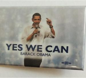 Yes We Can Campaign Button