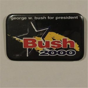 George W. Bush For President Bush 2000