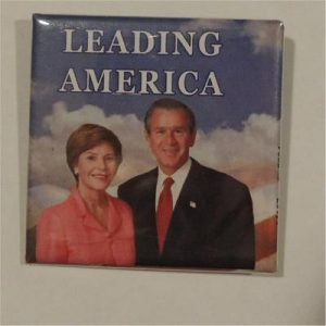 Leading America Campaign Button