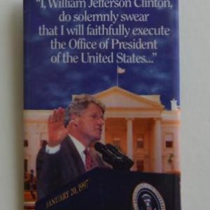 I William Jefferson Clinton do solemnly swear Campaign Button