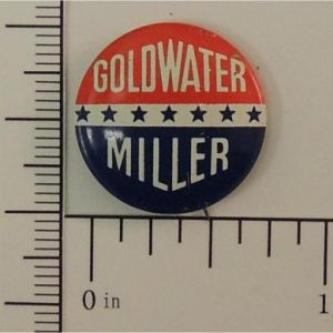 3/4 inch Goldwater Miller Red