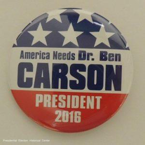 American needs Dr. Ben Carson President 2016