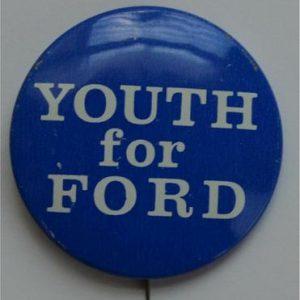 Ford Campaign Button - You Campaign Button