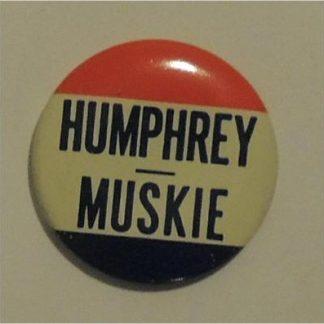 Humphrey Muskie Red