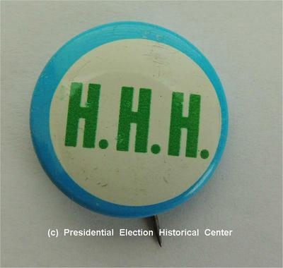 H.H.H. Campaign Button