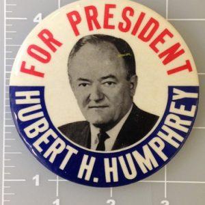 Hubert Humphrey Stickers