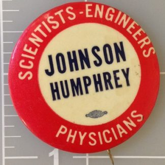 Scientists - Engineers Johnson Humphrey Physicians red