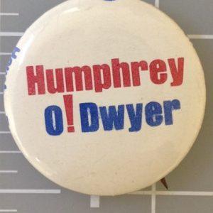 1.25 inch Humphrey O'Dwyer red