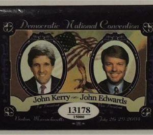 Kerry Edwards Stickers