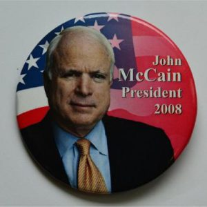 John McCain Stickers