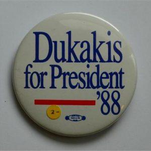 Michael Dukakis Stickers