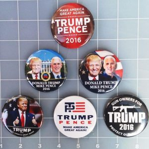 6 Pack Trump and Pence Complete Set