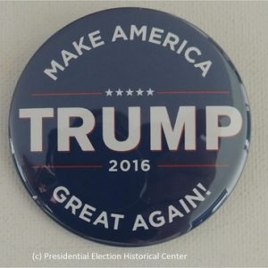Make America Great Again Trump 2016 - Measures 2.25 inches