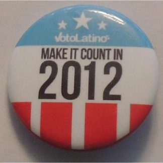 VotoLatino Make it count in 2012