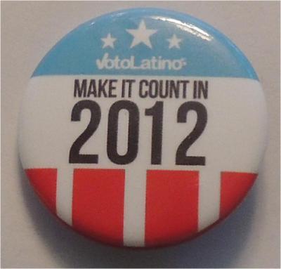 VotoLatino Make it count in 2012