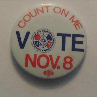 Count on Me Vote Nov. 8 (likely 1994)