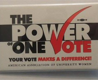 The Power of One Vote