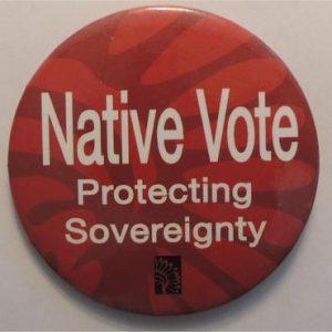 Native Vote Protecting Sovereignty