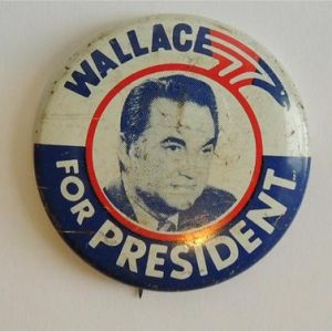 Wallace for President Red