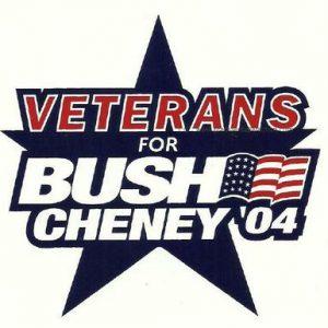 Veterans for Bush Cheney 04