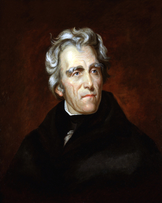 who was the seventh president