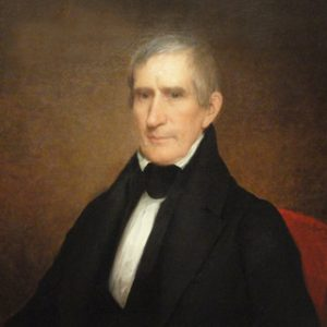 9th US President William Henry Harrison Glossy Photo Political Print Poster
