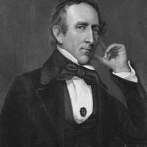 10th US President John Tyler Glossy Photo Political Print Poster