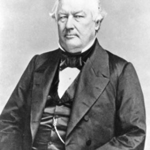 13th US President Millard Fillmore Glossy Photo Political Print Poster