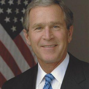 George W. Bush Stickers