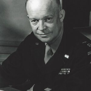 Dwight D. Eisenhower Professional Photo Print - Presidential Election