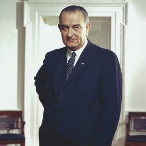 Lyndon B. Johnson Professional Photo Print - Presidential Election