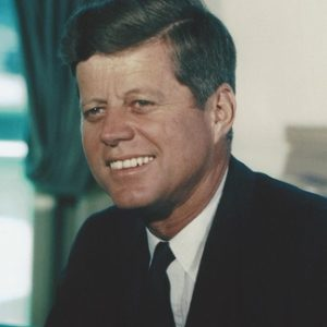 John F. Kennedy Professional Photo Print - Presidential Election
