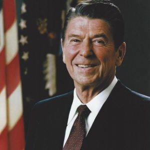 Ronald Reagan Professional Photo Print - Presidential Election