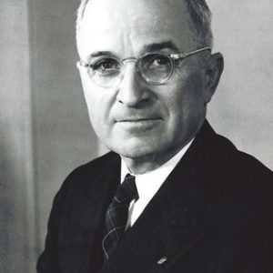 Harry S. Truman Professional Photo Print - Presidential Election