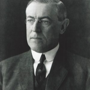 Woodrow Wilson Professional Photo Print - Presidential Election