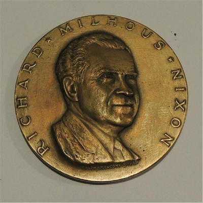 1969 Richard Nixon Inaugural Medal