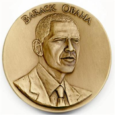 2009 Barack Obama  44th President of the United States Official Inaugural Medal