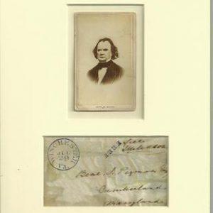 John M. Mason Authentic Signature