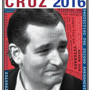 Ted Cruz Campaign Posters (2016)