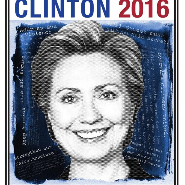 Hillary Clinton Campaign Posters (2016)