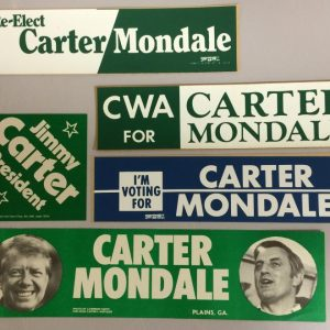 Presidential Bumper Stickers