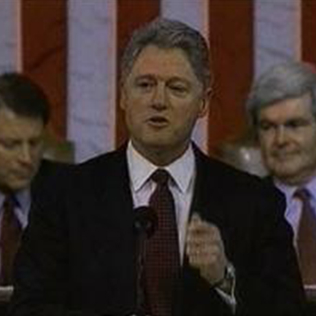 1996 State of the Union Address