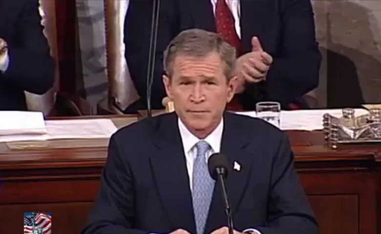 State of the Union 2002