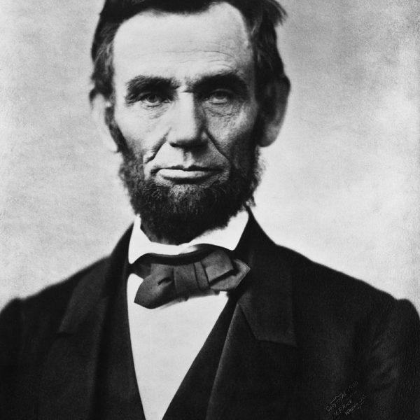 Lincoln Gettysburg Portrait